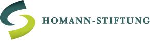 Das Logo Homann Stiftung